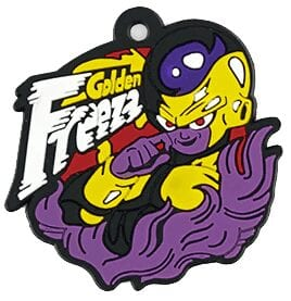 Porte Clé Dragon Ball Super Golden Freezer