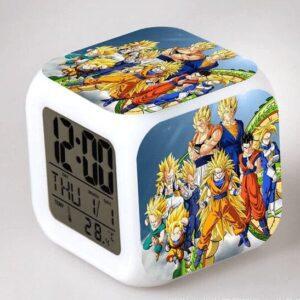 Réveil Dragon Ball Z SSJ