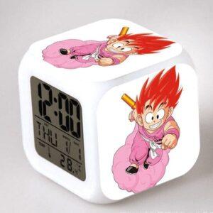 Réveil Dragon Ball Son Goku Nuage