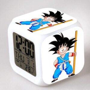 Réveil Dragon Ball Son Goku Petit
