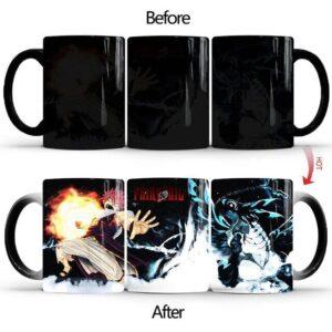 Mug Fairy Tail Natsu vs Acnologia