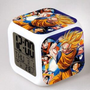 Réveil Dragon Ball Z Personnage