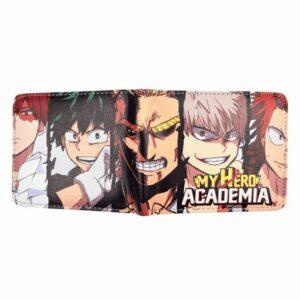 Portefeuille My Hero Academia Characters