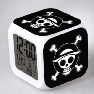 Réveil One Piece Logo Luffy