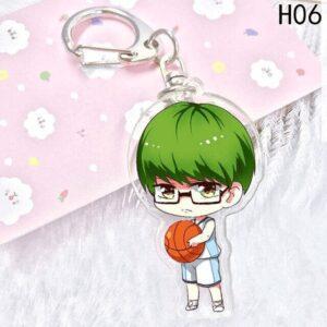 Porte Clé Kuroko No Basket Shintarō Précision parfaite