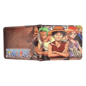 Portefeuille One Piece Équipage Thousand Sunny