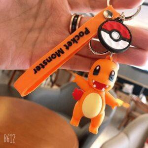 Porte Clé Pokémon Charmander