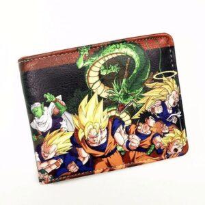 Portefeuille Dragon Ball Z Saiyan Saga