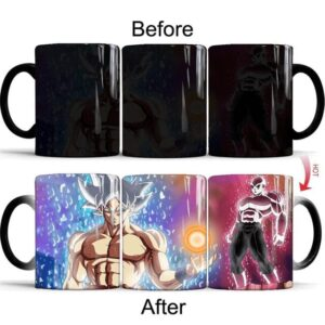 Mug DBS Goku Ultra Instinct vs Jiren
