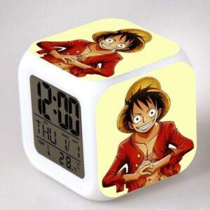 Réveil One Piece Luffy