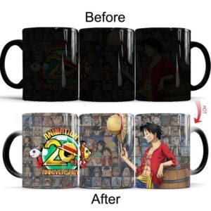 Mug One Piece anniversaire 20 ans