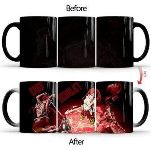 Mug Fairy Tail Erza Scarlett