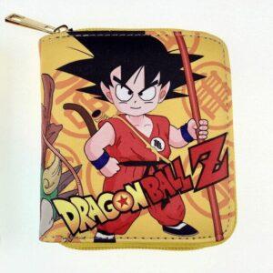 Portefeuille Dragon Ball Z Goku