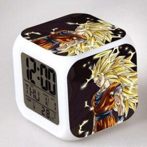 Réveil Dragon Ball Z Goku SSJ 3
