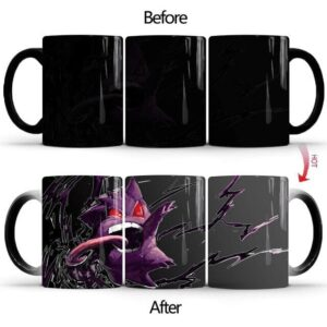 Mug Détective Pokémon Ectoplasma