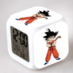 Réveil Dragon Ball Goku Petit