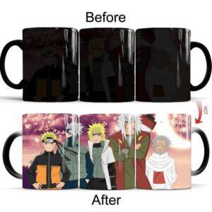 Mug Naruto Ninja De Konoha