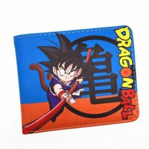 Portefeuille Dragon Ball Goku