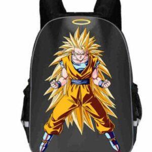 Sac A Dos Dragon Ball Z Goku SSJ 3