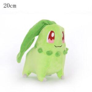 Peluche Pokémon Chikorita