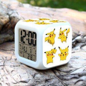 Réveil Pokémon Pika Pika