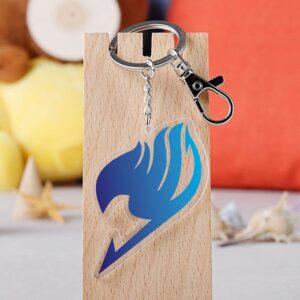 Porte Clé Fairy Tail Bleu