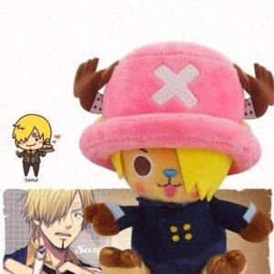 Peluche One Piece Chopper Sanji