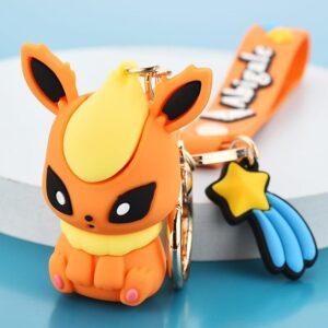 Porte Clé Pokémon Pyroli