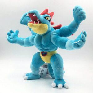 Peluche Pokémon Aligatueur