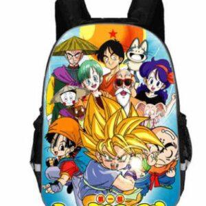 Sac A Dos Dragon Ball GT Personnage