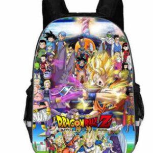 Sac A Dos Dragon Ball Z Battle of God