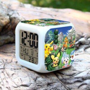 Réveil Pokémon Pique Nique