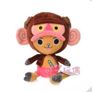 Peluche One Piece Chopper Monkey