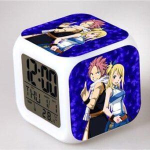 Réveil Fairy Tail Natsu et Lucy