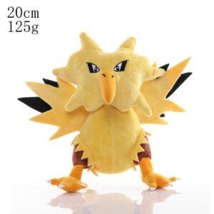 Peluche Pokémon Électhor