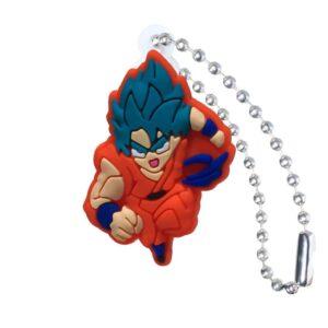 Porte Clé Dragon Ball Super Goku Super Saiyan Blue