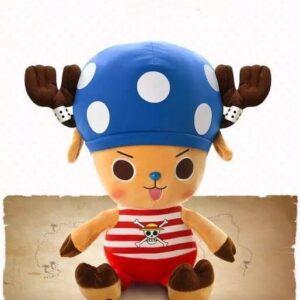 Peluche One Piece Chopper Pirate