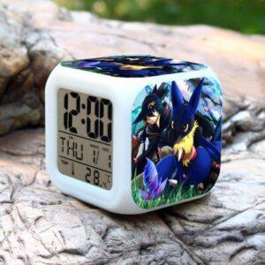 Réveil Pokémon Lucario