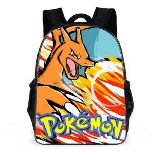 Sac A Dos Pokémon Dracaufeu