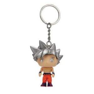 Porte Clé DBS Pop Goku Ultra Instinct