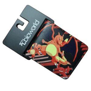 Portefeuille Pokémon Salamèche Reptincel Dracaufeu