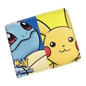Portefeuille Pokémon Catch Em All