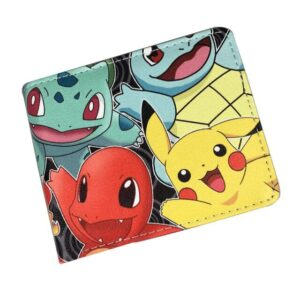 Portefeuille Pokémon Starter Red