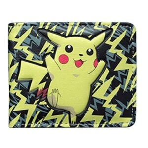 Portefeuille Pokémon Attaque Éclair