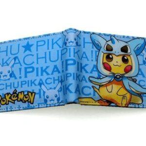 Portefeuille Pokémon Pikachu Déguisé