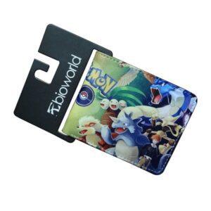 Portefeuille Pokémon Rival Blue Team