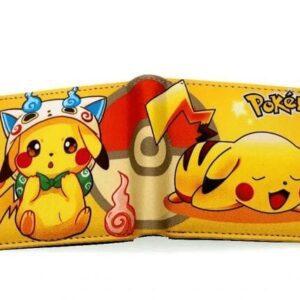 Portefeuille Pokémon Pikachu Sieste