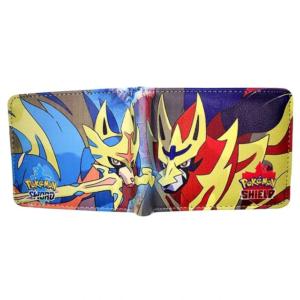 Portefeuille Pokémon Épée et Bouclier