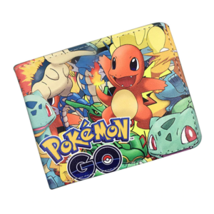 Portefeuille Pokémon Go Kanto