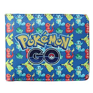 Portefeuille Pokémon Go Première Génération
